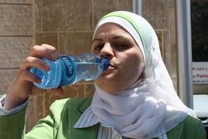 Beesan Shonnar i Ramallah